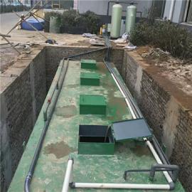 2.5t/h一体化城镇生活污水处理设备
