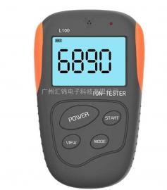 L100固体负离子检测仪陶瓷瓷砖矿石眼镜板材油漆家具