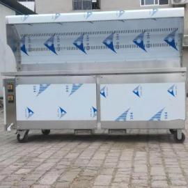 政润无烟烧烤车 机械设备油烟净化器包邮