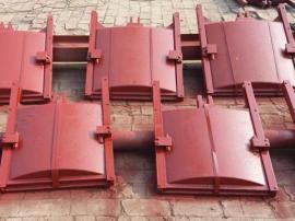 PGZ型平板拱形铸铁镶铜闸门