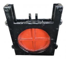 加工定制各种规格双向止水平板铸铁闸门
