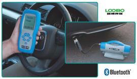 内置电池驱动AUTO-600便携式柴油车尾气检测仪(英国进口)