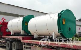 3吨燃气蒸汽锅炉 WNS3-1.0-Q型 燃气蒸汽锅炉