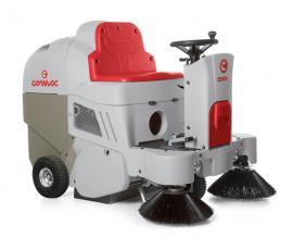 意大利COMOC高美CS 700 H 汽油引擎驱动驾驶式无尘清扫车