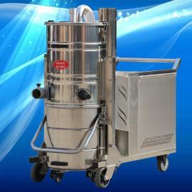 金属制品厂用大型吸尘器五金加工厂用吸颗粒焊渣吸尘器大功率