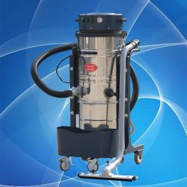 建筑工地用大型吸尘器喷涂车间用强力吸尘器上下桶清理垃圾方便