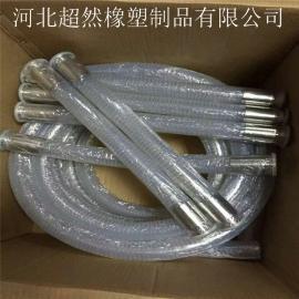 医用钢丝硅胶管 食品级硅胶管