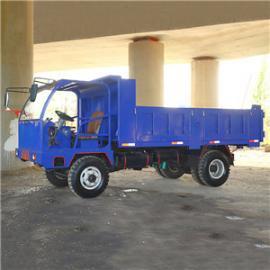 定制四驱农用四轮运输车 农用工程运输车 自卸拖拉机运输车
