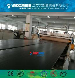 915*1830塑料中空建筑模板生产线