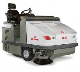 意大利COMOC高美CS 120 B 柴油引擎驱动驾驶式无尘清扫车