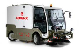 意大利COMOC高美CS 120 D 柴油引擎驱动驾驶式无尘清扫车