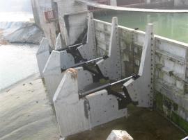 液�悍�板�l�T 液�弘p控翻板�l�T 水力自控翻板�l�T