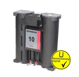 空压机后处理冷凝水液废油收集器SEPREMIUM10