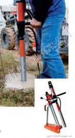 威平WCD-100液压岩心钻 水钻 混凝土桥梁 路面岩心取样 打孔