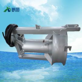 污水处理池大流量潜水回流泵