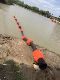 抽泥管道外用浮筒 吸沙船配套浮体