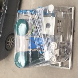 铨聚150克高浓度氧气源臭氧发生器一套污水处理机