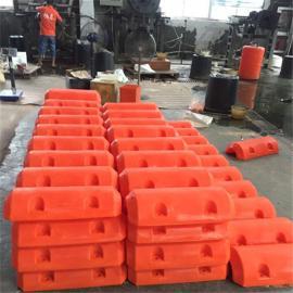 拼接式塑胶管线浮漂 高密度聚乙烯浮子