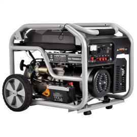 汉萨小型6KW家用应急三相汽油发电机参数