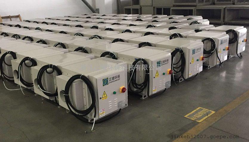 正境环保CRT-E6-00CNC机床走心机冷却油烟油雾净化收集器