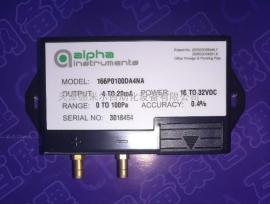 alpha差压表 微压 差压 传感器 负压 变送器