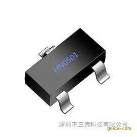 LED车灯专用中压小MOS管100V 5A SOT23-3
