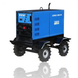 500安培静音款柴油发电电焊机