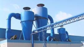 新洁环保CLT/A型旋风除尘器现货销售