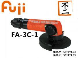日本FUJI/富士工业级气动工具及配件:气动角磨机FA-3C-1