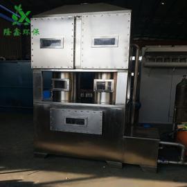 油墨印刷厂废气处理设备方案/隆鑫环保