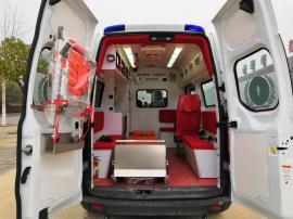 福特全顺V362救护车多少钱一辆