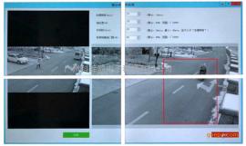 车辆物品堵塞通道检测预警系统,消防通道堵塞报警系统