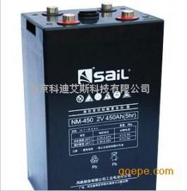 风帆机车蓄电池2V450AH内燃机车电池NM-450