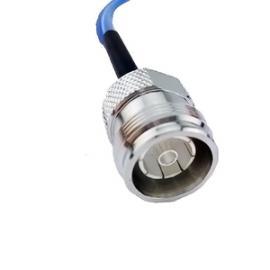 4.3-10母头转4.3-10母头接RG402电缆