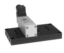 德国AIRTEC定制产品2x 3/2电磁阀 2x 3/2阀门
