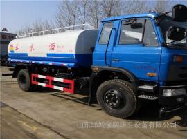 福田2吨农用小型三轮洒水车