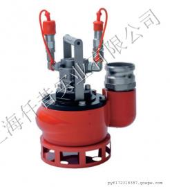 威平WPP-60液压泥浆泵 液压工程污水泵 液压污水泵 液压潜水泵