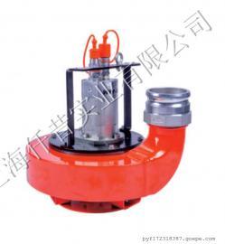 威平WPP-80工程液压潜水泵 污水泵 泥浆泵 渣浆泵 大排量水泵