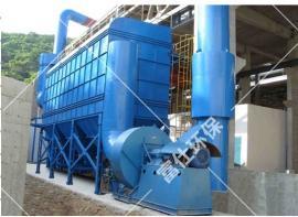富仕-LQMM型煤磨专用气箱脉冲防爆袋式除尘器