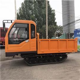 全地形橡胶履带运输车柴油农用履带运输车单缸小型履带车现货