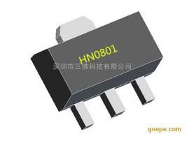 100V贴片SOT-89封装MOS管电流8A