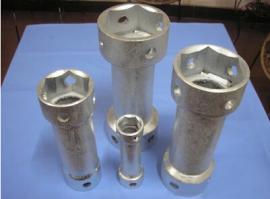 双面铁塔地脚螺栓专用套筒扳手电力施工专用定做加力杆