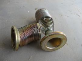 Φ130×2000mm除尘弹簧骨架(锰钢)