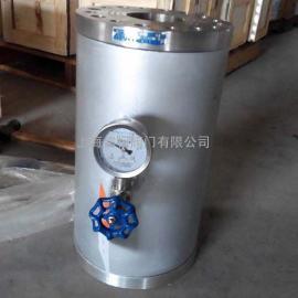 不锈钢胆囊式水锤消除器-SG8000儒柯