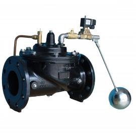 水位控制遥控浮球阀-100X儒柯