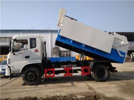 10立方含水污泥运输车 污水厂运输污泥车售价