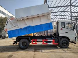 运输含水污泥车-东风牌10方12方污泥运输车