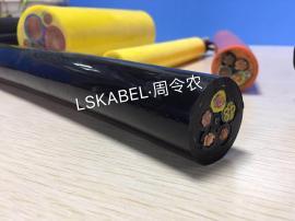 (提升机电缆)订制抗拉耐磨电缆