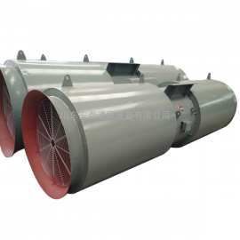 SDS系列隧道运营风机|可逆式射流风机|双向通风|安泰风机