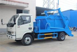 3吨摆臂垃圾车,5吨摆臂垃圾车,3吨摆臂式垃圾车报价
